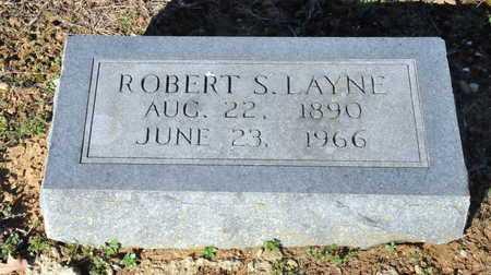 LAYNE, ROBERT S - Little River County, Arkansas | ROBERT S LAYNE - Arkansas Gravestone Photos