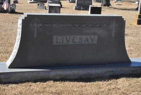 LIVESAY FAMILY STONE,  - Little River County, Arkansas |  LIVESAY FAMILY STONE - Arkansas Gravestone Photos
