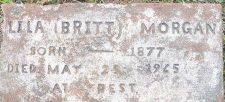 MORGAN, LILA - Little River County, Arkansas | LILA MORGAN - Arkansas Gravestone Photos