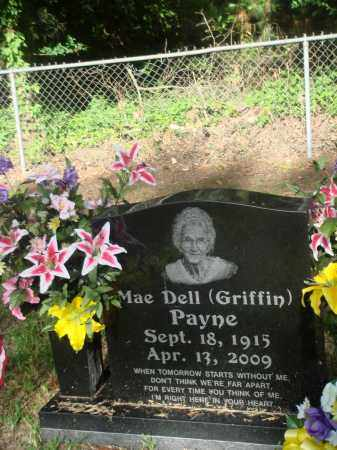 PAYNE, MAE DELL - Little River County, Arkansas | MAE DELL PAYNE - Arkansas Gravestone Photos