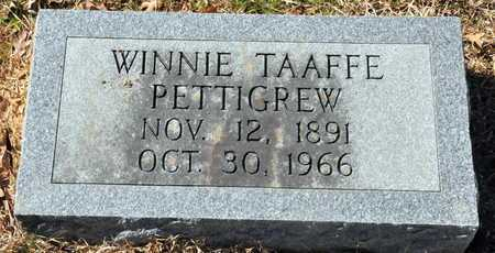 PETTIGREW, WINNIE - Little River County, Arkansas | WINNIE PETTIGREW - Arkansas Gravestone Photos