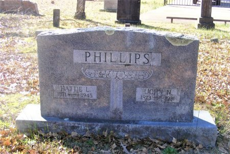 PHILLIPS, HATTIE L. - Little River County, Arkansas | HATTIE L. PHILLIPS - Arkansas Gravestone Photos