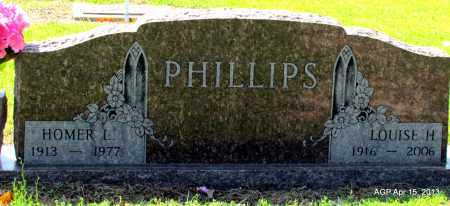 PHILLIPS, LOUISE H - Little River County, Arkansas | LOUISE H PHILLIPS - Arkansas Gravestone Photos