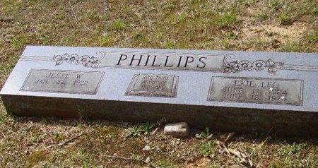 PHILLIPS, JESSE W - Little River County, Arkansas | JESSE W PHILLIPS - Arkansas Gravestone Photos