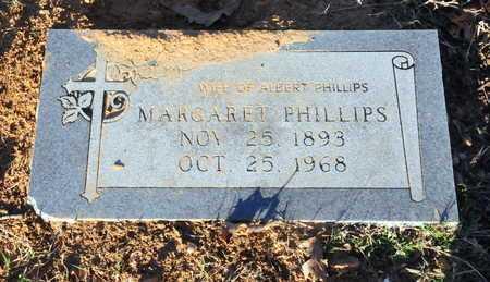 PHILLIPS, MARGARET - Little River County, Arkansas   MARGARET PHILLIPS - Arkansas Gravestone Photos