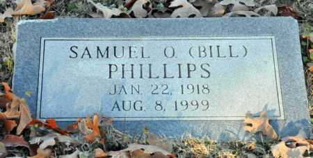 PHILLIPS, SAMUEL O - Little River County, Arkansas | SAMUEL O PHILLIPS - Arkansas Gravestone Photos