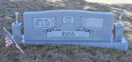 ROSS, JIMMY DON - Little River County, Arkansas | JIMMY DON ROSS - Arkansas Gravestone Photos