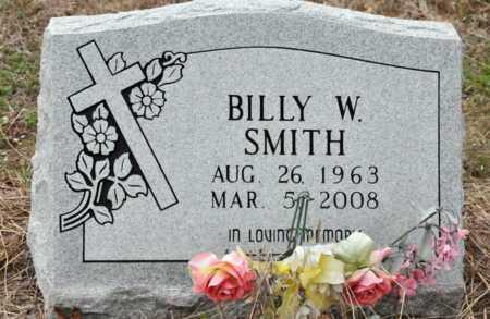 SMITH, BILLY W - Little River County, Arkansas   BILLY W SMITH - Arkansas Gravestone Photos