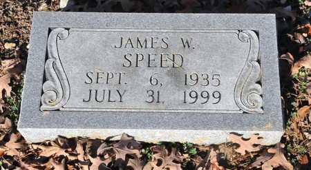 SPEED, JAMES W - Little River County, Arkansas   JAMES W SPEED - Arkansas Gravestone Photos