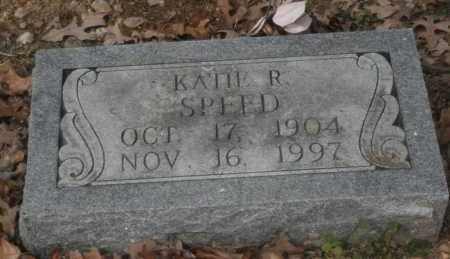SPEED, KATIE - Little River County, Arkansas   KATIE SPEED - Arkansas Gravestone Photos