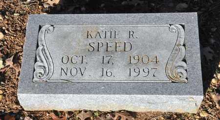 SPEED, KATIE R - Little River County, Arkansas | KATIE R SPEED - Arkansas Gravestone Photos