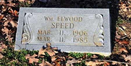 SPEED, WILLIAM ELWOOD - Little River County, Arkansas | WILLIAM ELWOOD SPEED - Arkansas Gravestone Photos