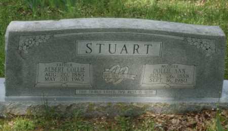 STUART, DOLLIE ANN - Little River County, Arkansas   DOLLIE ANN STUART - Arkansas Gravestone Photos