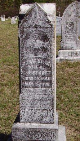 STUART, HANNAH - Little River County, Arkansas   HANNAH STUART - Arkansas Gravestone Photos