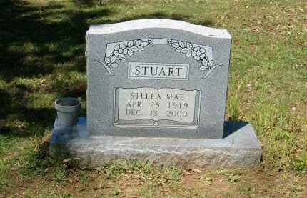 STUART, STELLA - Little River County, Arkansas | STELLA STUART - Arkansas Gravestone Photos