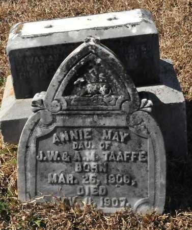TAAFFE, ANNIE MAY - Little River County, Arkansas | ANNIE MAY TAAFFE - Arkansas Gravestone Photos