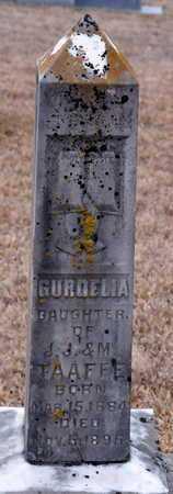 TAAFFE, GURDELIA - Little River County, Arkansas | GURDELIA TAAFFE - Arkansas Gravestone Photos