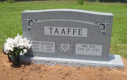 TAAFFE, JOHN HUNTER - Little River County, Arkansas | JOHN HUNTER TAAFFE - Arkansas Gravestone Photos