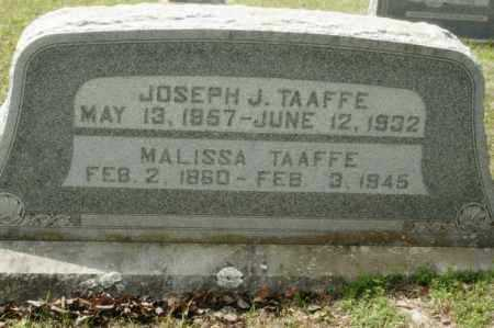 TAAFFE, JOSEPH J - Little River County, Arkansas | JOSEPH J TAAFFE - Arkansas Gravestone Photos