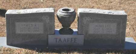TAAFFE, ALMA LEE - Little River County, Arkansas | ALMA LEE TAAFFE - Arkansas Gravestone Photos