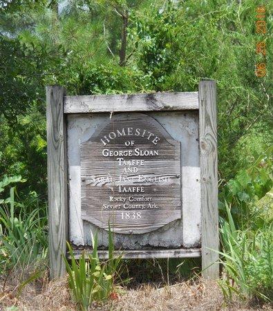 TAAFFE MEMORIAL,  - Little River County, Arkansas |  TAAFFE MEMORIAL - Arkansas Gravestone Photos