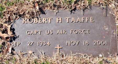 TAAFFE (VETERAN), ROBERT H - Little River County, Arkansas | ROBERT H TAAFFE (VETERAN) - Arkansas Gravestone Photos