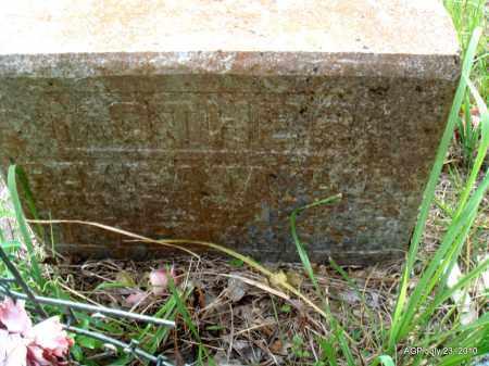 TAYLOR, ROXIE A - Little River County, Arkansas | ROXIE A TAYLOR - Arkansas Gravestone Photos