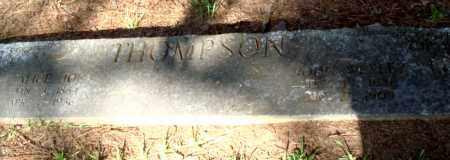 THOMPSON, JOHN WESLEY - Little River County, Arkansas | JOHN WESLEY THOMPSON - Arkansas Gravestone Photos