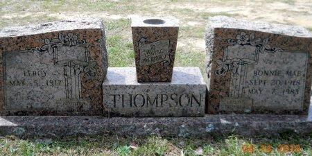 THOMPSON, BONNIE MAE - Little River County, Arkansas | BONNIE MAE THOMPSON - Arkansas Gravestone Photos