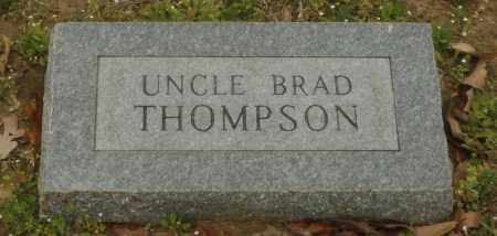 THOMPSON, BRAD - Little River County, Arkansas | BRAD THOMPSON - Arkansas Gravestone Photos