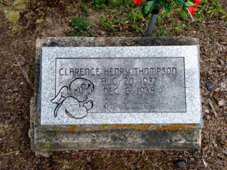 THOMPSON, CLARENCE HENRY - Little River County, Arkansas   CLARENCE HENRY THOMPSON - Arkansas Gravestone Photos