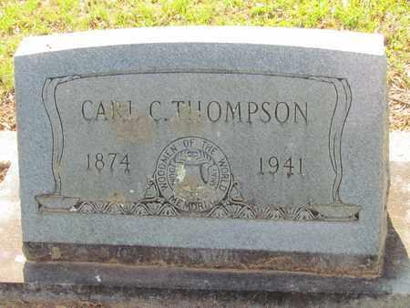 THOMPSON, CARL C - Little River County, Arkansas | CARL C THOMPSON - Arkansas Gravestone Photos