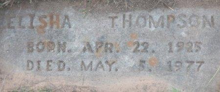 THOMPSON, ELISHA - Little River County, Arkansas | ELISHA THOMPSON - Arkansas Gravestone Photos