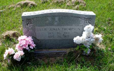 THOMPSON, LILY - Little River County, Arkansas | LILY THOMPSON - Arkansas Gravestone Photos
