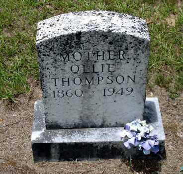 THOMPSON, OLLIE - Little River County, Arkansas | OLLIE THOMPSON - Arkansas Gravestone Photos