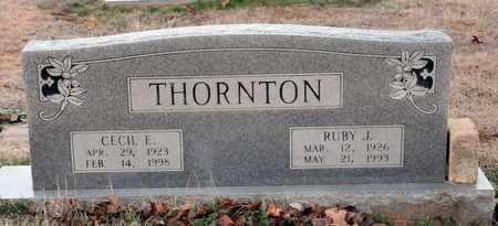THORNTON, RUBY J - Little River County, Arkansas | RUBY J THORNTON - Arkansas Gravestone Photos