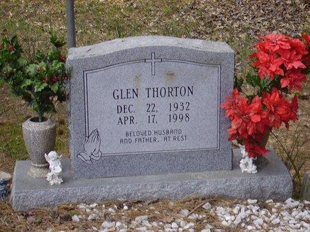 THORNTON, GLEN - Little River County, Arkansas   GLEN THORNTON - Arkansas Gravestone Photos