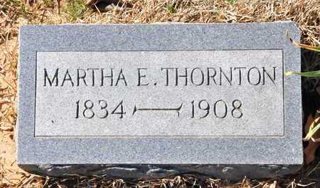 THORNTON, MARTHA E - Little River County, Arkansas | MARTHA E THORNTON - Arkansas Gravestone Photos