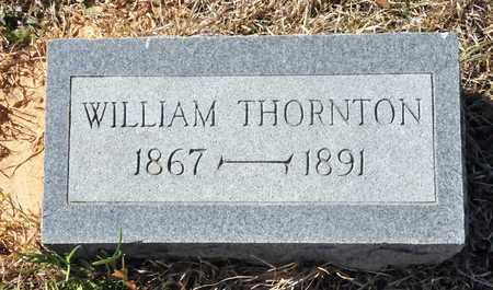 THORNTON, WILLIAM - Little River County, Arkansas | WILLIAM THORNTON - Arkansas Gravestone Photos