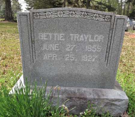 TRAYLOR, BETTIE - Little River County, Arkansas | BETTIE TRAYLOR - Arkansas Gravestone Photos
