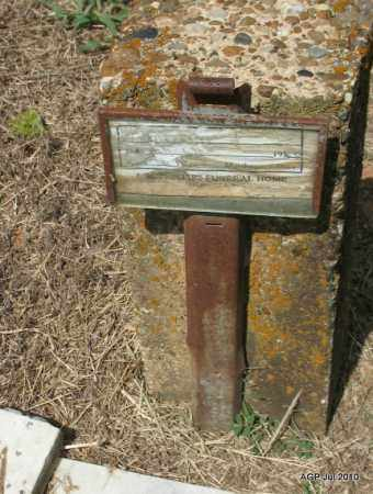 UNKNOWN, H. - Little River County, Arkansas   H. UNKNOWN - Arkansas Gravestone Photos
