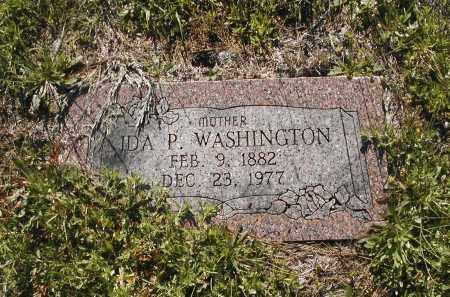 PARSONS WASHINGTON, IDA - Little River County, Arkansas | IDA PARSONS WASHINGTON - Arkansas Gravestone Photos