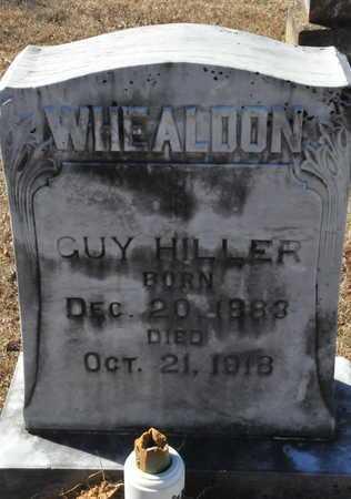 WHEALDON, GUY HILLER - Little River County, Arkansas | GUY HILLER WHEALDON - Arkansas Gravestone Photos