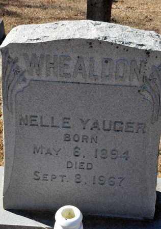 WHEALDON, NELLE - Little River County, Arkansas | NELLE WHEALDON - Arkansas Gravestone Photos
