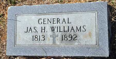 WILLIAMS (VETERAN), JAS H - Little River County, Arkansas | JAS H WILLIAMS (VETERAN) - Arkansas Gravestone Photos