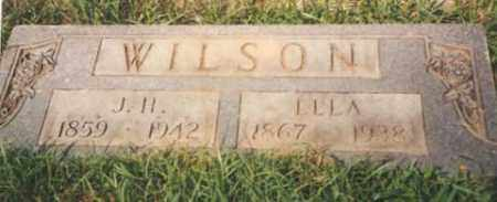 BRAD WILSON, ELLA - Little River County, Arkansas | ELLA BRAD WILSON - Arkansas Gravestone Photos