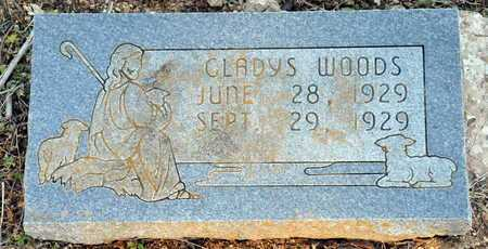 WOODS, GLADYS - Little River County, Arkansas | GLADYS WOODS - Arkansas Gravestone Photos
