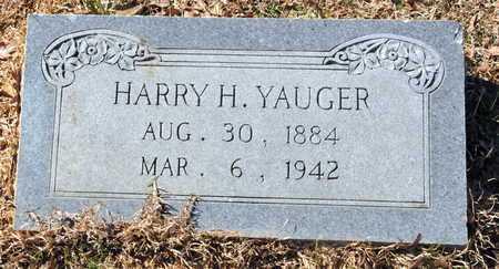 YAUGER, HARRY H - Little River County, Arkansas | HARRY H YAUGER - Arkansas Gravestone Photos