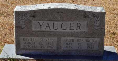 STEVENS YAUGER, ORVILLE - Little River County, Arkansas | ORVILLE STEVENS YAUGER - Arkansas Gravestone Photos