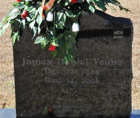 "YOUNG, JAMES DANIEL ""DAN"" - Little River County, Arkansas | JAMES DANIEL ""DAN"" YOUNG - Arkansas Gravestone Photos"